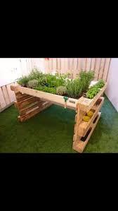 51 pallet herb garden design ideas pallet herb garden a