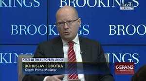 czech prime minister bohuslav sobotka state eu mar 31 2016 c