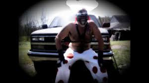 twisted metal black sweet tooth costume youtube