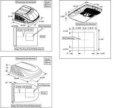 Rv Awning Parts Diagram Dometic Duo Therm Brisk Air Conditioner 13500 Btu Rv Camper Trail