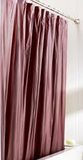Burgundy Shower Curtain Liner Burgundy Shower Curtain Liner Pictures Inspiration The Best