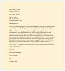 Business Letter Template With Cc Business Communication For Success Canadian Edition 1 0 Flatworld