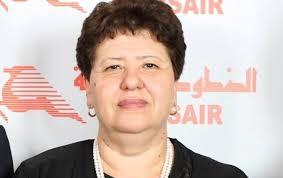 tunisair siege la pdg de tunis air sarra rejeb parle de ses projets alors qu