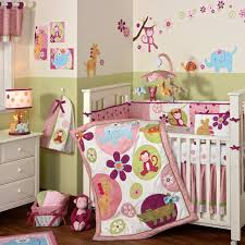 Lambs And Ivy Bedding For Cribs by Jungle Theme Baby Bedding