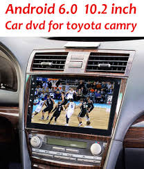 toyota camry 2007 audio system aliexpress com buy hd 1024x600 android 6 0 car dvd