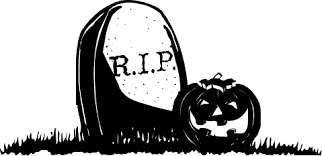 halloween clipart black and white halloween clipart rip u2013 festival collections