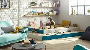 jeux de decoration de salon et de chambre aménagement salon créer un coin jeu pour les enfants côté maison