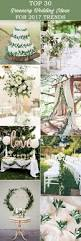 greenery wedding colors