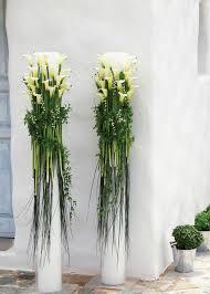 fleurs blanches mariage décoration florale mariage 70 idées archzine fr