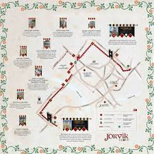 york city on map york city walls guide and activities richard iii henry vii