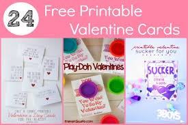 free valentines cards 24 free printable cards 3 boys and a dog 3 boys and a dog