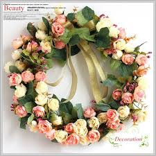 decorative wreaths for the home itemship decorative wreaths home decoration accessory for wedding