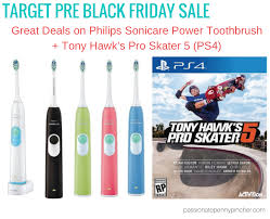 ps4 on black friday target target pre black friday sale philips sonicare power toothbrush