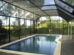 sreen and glass pool enclosures gold coast brisbane sydney