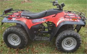 insight an 2000 arctic cat four wheeler 300 size adjustment