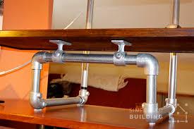 Diy Standup Desk Diy Standing Desk Converter Step By Step Plans Simplified Building
