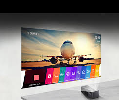 home theater projector under 1000 lg pf1000uw ultra short throw led home theater projector lg usa