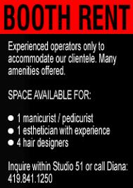 rent photo booth studio 51 salon spa toledo oh 5333 str 419 885 4053