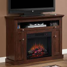 Corner Electric Fireplace Windsor 23 U201d Cabinet Corner Electric Fireplace In Antique Cherry