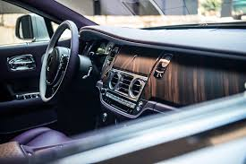 roll royce wraith inside rolls royce captures the spirit of porto cervo with two bespoke cars