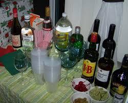 jen but never jenn the 1950s christmas cocktail party