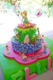 tinkerbell birthday cake tinkerbell birthday cake cake by cakesbymaylene kaija 3rd