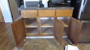 How Clean Kitchen Cabinets Becoming Minimalist Kitchen Cabinet Clean Out Youtube