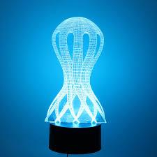 Jellyfish Home Decor Popular Jellyfish Night Light Buy Cheap Jellyfish Night Light Lots