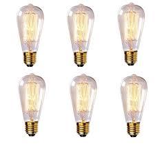 60 watt nostalgia era squirrel cage filament bulb halogen bulbs