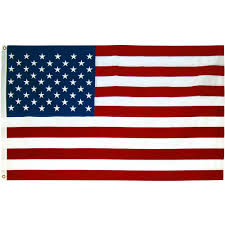 Flags And Flagpoles Seasonal Designs 3 Ft X 5 Ft U S Flag With 6 Ft Aluminum