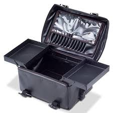 Professional Makeup Artist Organizer Professional Makeup Artist 2 In 1 Rolling Makeup Train Case