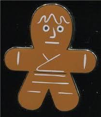 luke skywalker star wars gingerbread man cookie mystery box disney