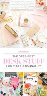 Zebra Desk Accessories Gorgeous Desk Decor With Gold Pink And Navy Decorating I
