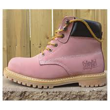 womens boots for work pink steel toes for 40 on amazon mine they run about a size