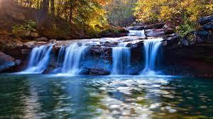 Most Beautiful Waterfalls by Beautiful Waterfalls Wallpaper