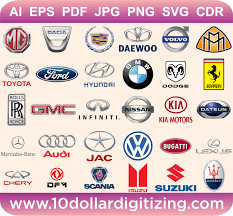 Car Logos Vector Download Car Brand Logo Vector Eps Car