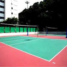 Backyard Volleyball Nets Volley Ball Court Flooring Indoor Volleyball Court Flooring
