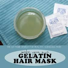 using gelatin for your hairstyles for women over 50 gelatin hair mask homegrown in the valley