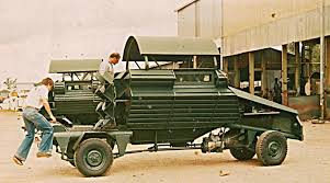 futuristic military jeep rhodesia intaf intaf vehicles