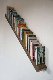 Woodworking Plans Wall Bookcase by Best 25 Staircase Bookshelf Ideas On Pinterest Staircase