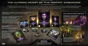 Starcraft 2 Meme - starcraft ii heart of the swarm collector s edition pc mac dvd