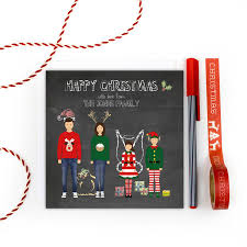 personalised christmas cards christmas lights decoration