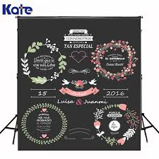 wedding backdrop chagne kate custom made wedding blackboard backdrop photography also for