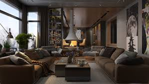 luxury homes interior 3 luxury homes taking different approaches to wall