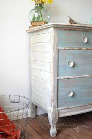 Bedroom Furniture Chest Of Drawers Beech Beachy Wood Plank Dresser Helen Nichole Designs Milk Paint