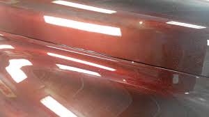 burnt orange ruby red candy natchez auto body shop youtube