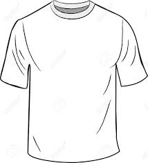 t shirt design template white t shirt design template royalty free cliparts vectors and