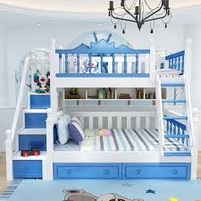 Bunk Bed With Pull Out Bed with Made To Order Bunk Beds