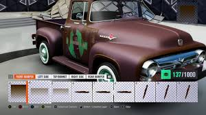 Classic Ford Truck Decals - forza horizon 3 how to rust and weather an old ford truck
