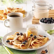 beurre cuisine crêpes aux bananes et beurre d arachide recettes cuisine et
